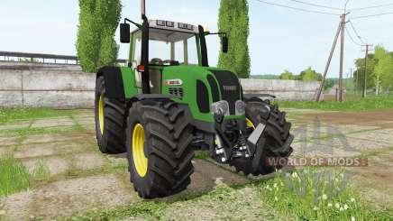 Fendt Favorit 926 v2.0 for Farming Simulator 2017