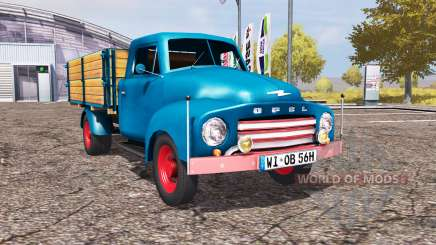 Opel Blitz for Farming Simulator 2013