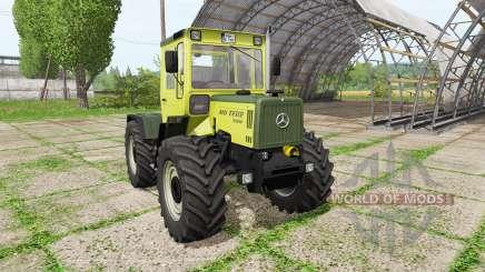 Mercedes-Benz Trac 700 v2.0 for Farming Simulator 2017