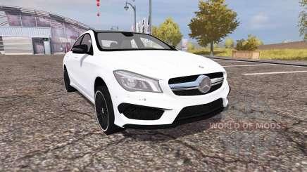 Mercedes-Benz CLA 45 AMG (C117) for Farming Simulator 2013