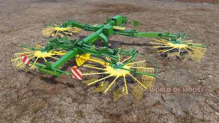 John Deere 1252 multifast for Farming Simulator 2015