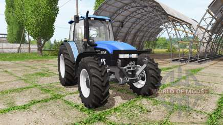 New Holland 8160 for Farming Simulator 2017