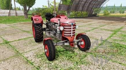 Hurlimann D-110 for Farming Simulator 2017