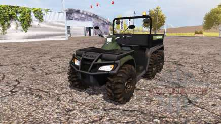 Polaris Sportsman Big Boss 6x6 v1.1 for Farming Simulator 2013