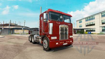 Kenworth K100 v3.0 for Euro Truck Simulator 2