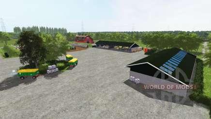 North-Brabant for Farming Simulator 2017