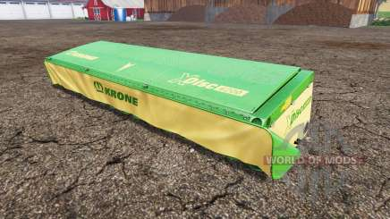 Krone XDisc 6200 for Farming Simulator 2015