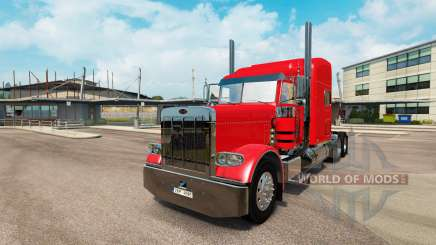 Peterbilt 389 v1.13 for Euro Truck Simulator 2