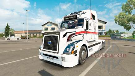 Volvo VNL 670 v1.4.1 for Euro Truck Simulator 2