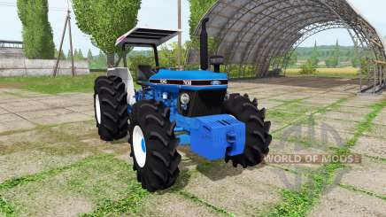 Ford 7830 for Farming Simulator 2017