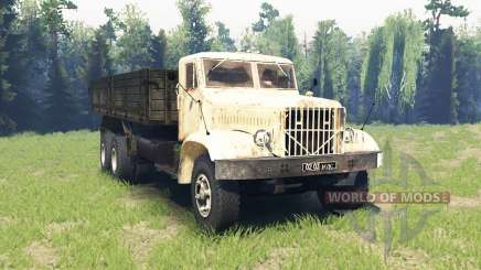 KrAZ 219 v1.1.2 for Spin Tires