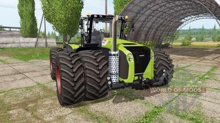 CLAAS Xerion 5000 v2.0 for Farming Simulator 2017