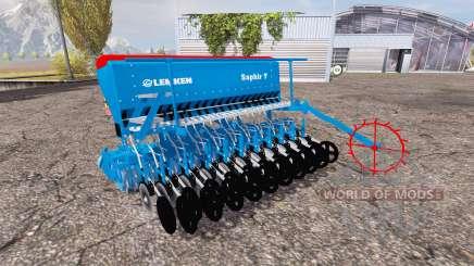LEMKEN Saphir 7 for Farming Simulator 2013