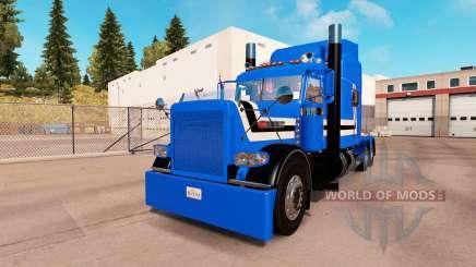 Lines Stripes skin for the truck Peterbilt 389 for American Truck Simulator