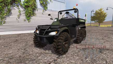 Polaris Sportsman Big Boss 6x6 for Farming Simulator 2013