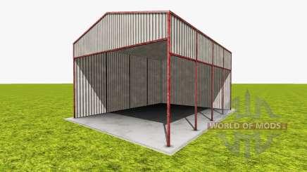 Bale storage for Farming Simulator 2015