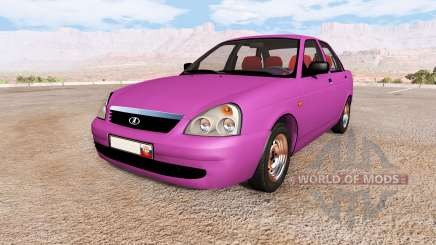 LADA Priora (2170) for BeamNG Drive
