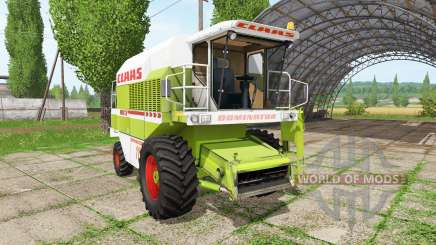 CLAAS Dominator 118 SL v1.1 for Farming Simulator 2017