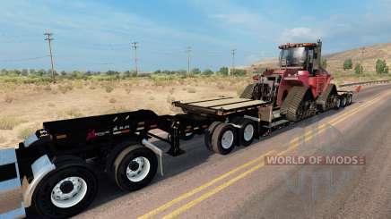 Lowboy XL 90 MDE v6.0 for American Truck Simulator