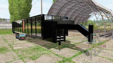 Fliegl Gooseneck for Farming Simulator 2017