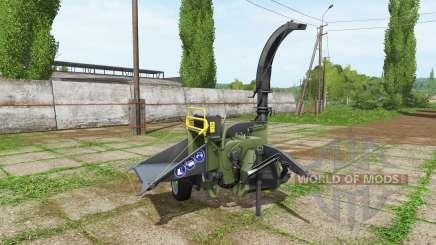Pezzolato PTH 40.70 multicut for Farming Simulator 2017