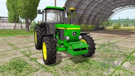 John Deere 3650 for Farming Simulator 2017