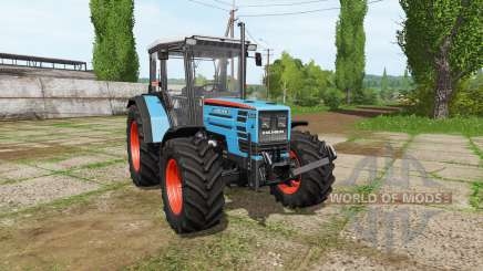 Eicher 2100 Turbo v1.1 for Farming Simulator 2017