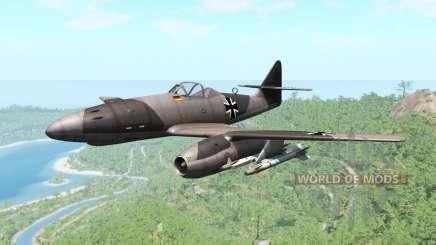 Messerschmitt Me.262 for BeamNG Drive