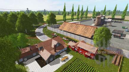 Gorshkova v1.0 for Farming Simulator 2017