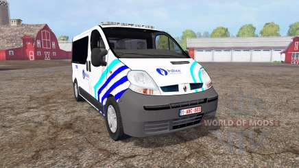 Renault Trafic Police for Farming Simulator 2015