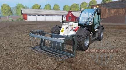 Terex teleheader for Farming Simulator 2015