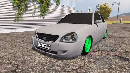 LADA Priora Coupe (21728) tuning for Farming Simulator 2013
