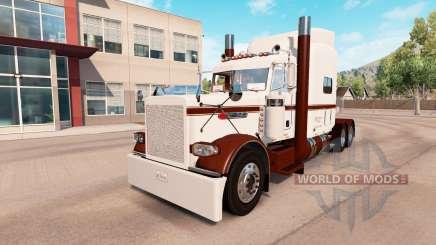 LandStar Inway skin for the truck Peterbilt 389 for American Truck Simulator