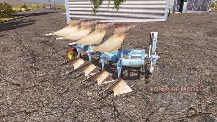 Overum plough for Farming Simulator 2013