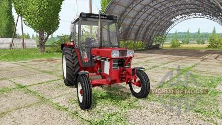 International Harvester 644 v2.2 for Farming Simulator 2017