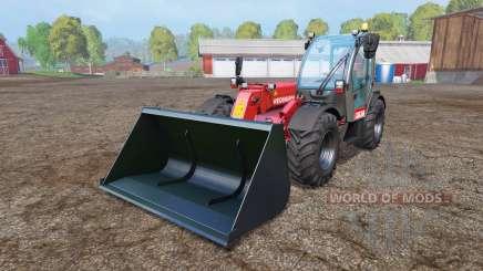 Weidemann T6025 LOXAM for Farming Simulator 2015