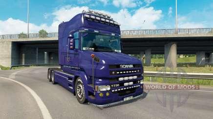 Scania T v1.8.2 for Euro Truck Simulator 2