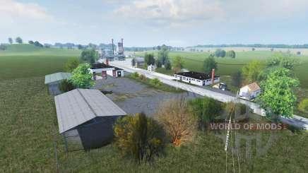 Oltenia for Farming Simulator 2013