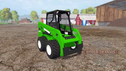 Bobcat S160 passion paysage for Farming Simulator 2015