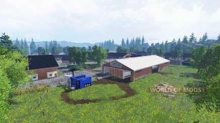 Keuschlingen for Farming Simulator 2015