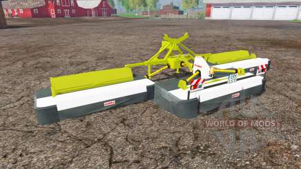 CLAAS Disco Duo for Farming Simulator 2015