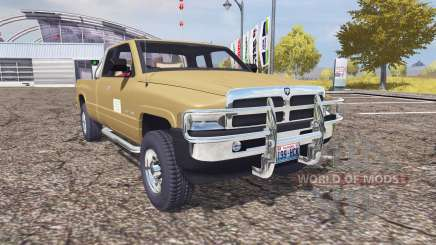 Dodge Ram 1500 for Farming Simulator 2013
