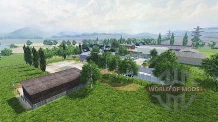 Belgium for Farming Simulator 2013