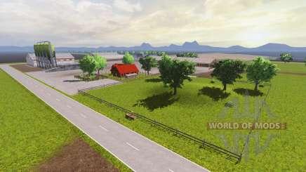 KernStadt v1.1 for Farming Simulator 2013