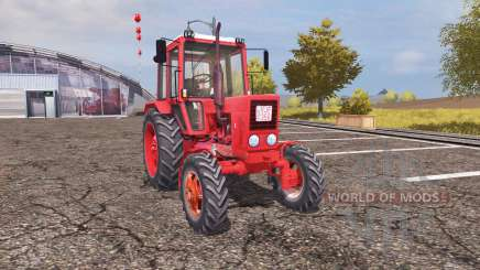 MTZ 82 Belarusian for Farming Simulator 2013