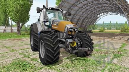 Deutz-Fahr Agrotron 7250 TTV warrior v5.4.2 for Farming Simulator 2017