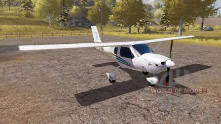 Cessna 172 v1.2 for Farming Simulator 2013