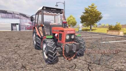 Zetor 7245 for Farming Simulator 2013