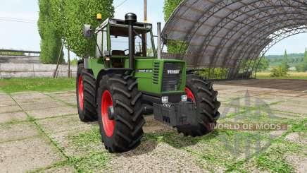 Fendt Favorit 612 LSA Turbomatik E v0.9 for Farming Simulator 2017