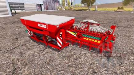Kverneland DF-2 for Farming Simulator 2013